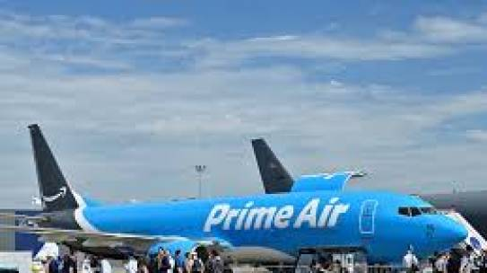 Amazon Air FedEx ve UPS'e Rakip mi Oluyor?